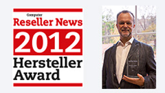 Hersteller-Security-Award 2012