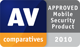 Logo AV-Comparatives - Approved Mobile Security Product 2010