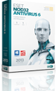 ESET NOD32 Antivirus 6 New, 1 year/1 PC, Download Version