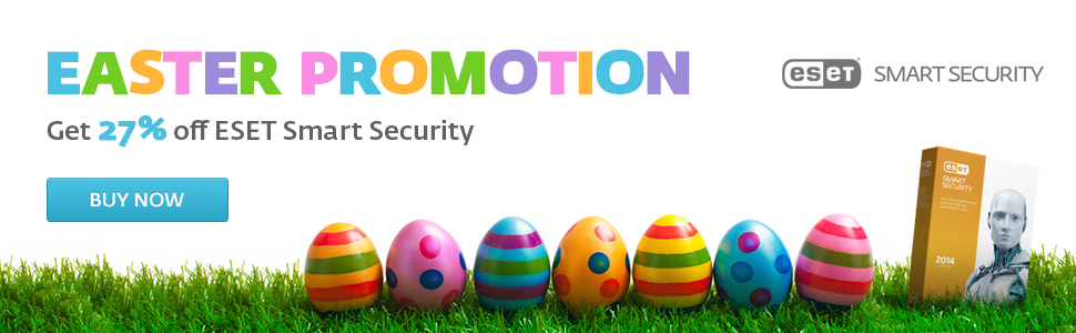 ESET Easter Promotion